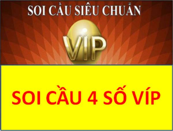Làm Sao Để Soi Cầu Lô VIP 4 Số Xác Suất Về Giải Cao?