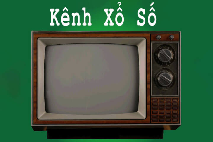 Xem xố số trên TV